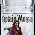 Captain Morgan White 70CL Rum 5000281040899