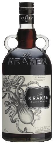 Kraken Black Spiced Rum 70CL Rum 811538013062