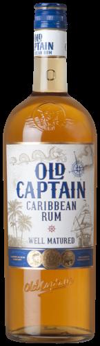 Old Captain Bruine Rum 100CL