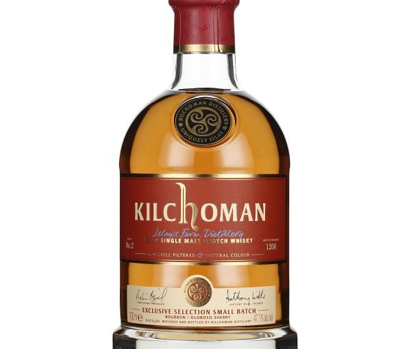 Kilchoman Small Batch No.2 Edition 70CL