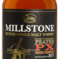Millstone Dutch Peated PX Cask Strength 70CL Whisky 8713947777011