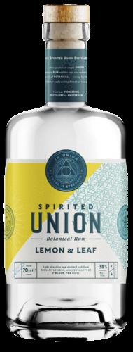 Spirited Union Lemon & Leaf 70CL
