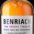 The Benriach The Smoky Twelve 70cl Whisky 5060716140259
