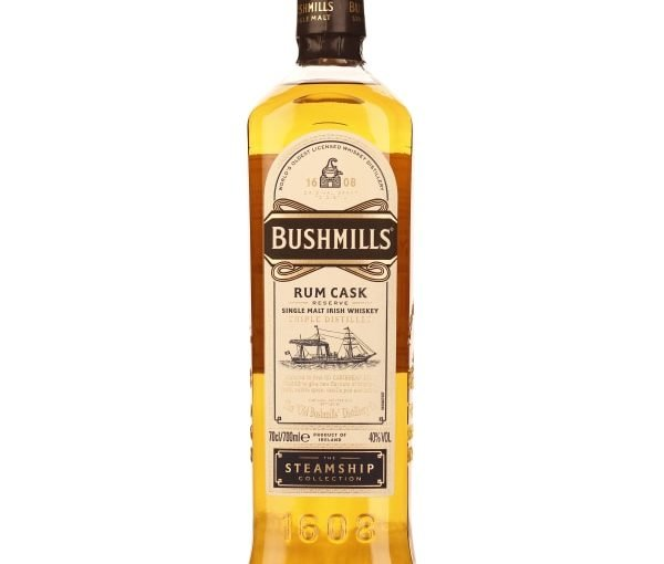 Bushmills Steamship Collection Rum Cask Reserve 70CL
