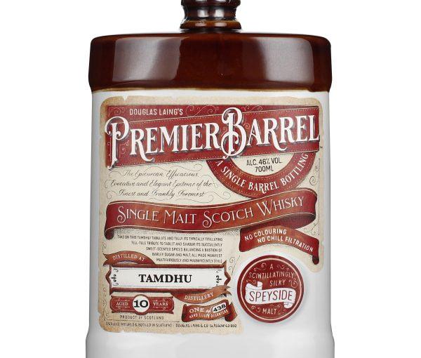 Douglas Laings Tamdhu 10 years Premier Barrel Selection 70CL