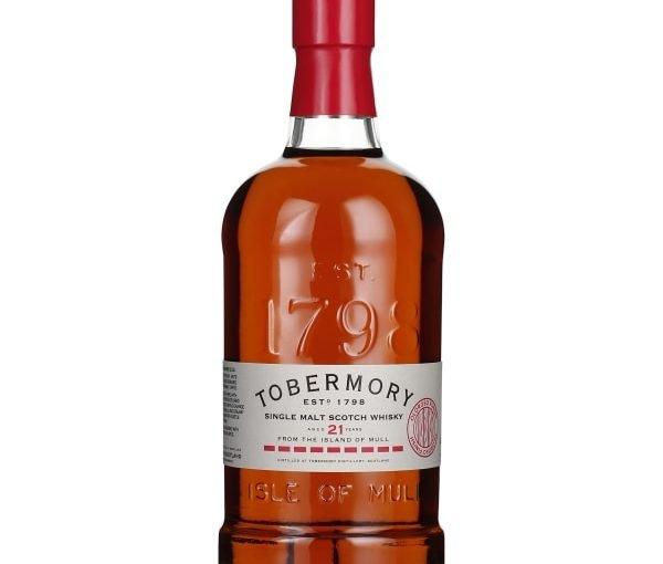 Tobermory 21 years Oloroso Finish 70CL