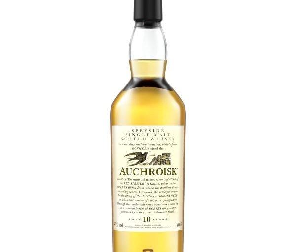 Auchroisk 10 years Release 2021 70CL