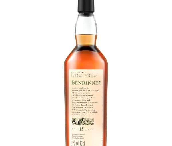 Benrinnes 15 years Release 2021 70CL