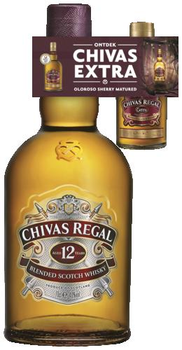 Chivas Regal 12 Years Chivas Extra 70+5CL