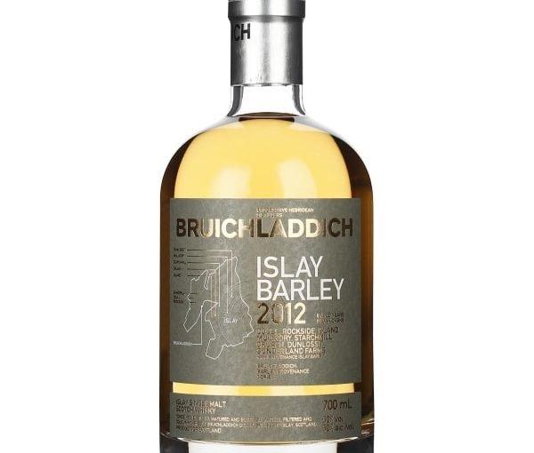 Bruichladdich Islay Barley 2012 70CL