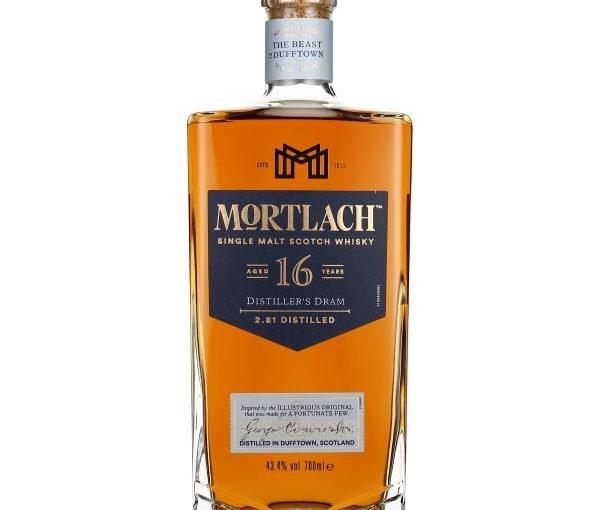 Mortlach 16 years Single Malt 70CL