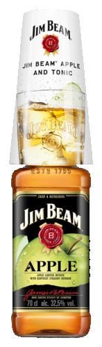 Jim Beam Apple Summer Sleeves 70cl