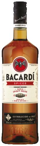 Bacardi Spiced 100CL