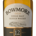 Bowmore 12 Years Single Malt Whisky 35CL 35CL Whisky 5010496081013