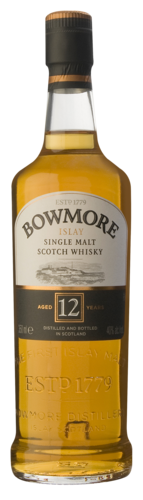 Bowmore 12 Years Single Malt Whisky 35CL 35CL