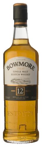 Bowmore 12 Years Single Malt Whisky 35CL