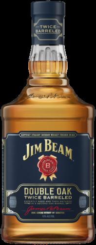 Jim Beam Double Oak Bourbon Whiskey 70CL 70CL