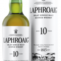 Laphroaig 10 Years Single Malt Whisky 70CL 70CL Whisky 5010019640260