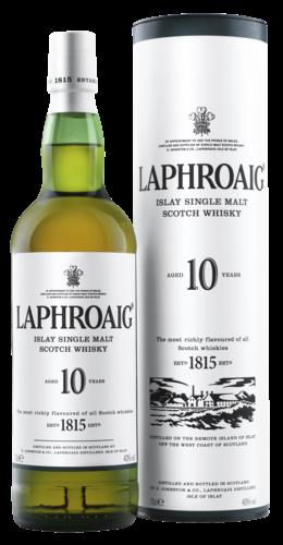 Laphroaig 10 Years Single Malt Whisky 70CL 70CL