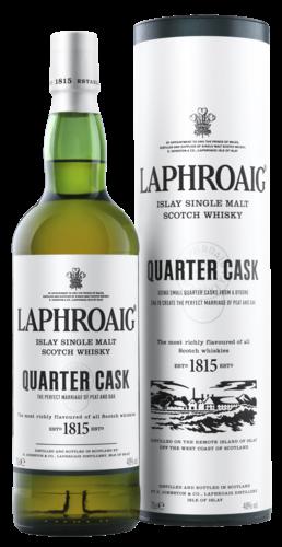 Laphroaig Quarter Cask Single Malt Whisky 70CL 70CL