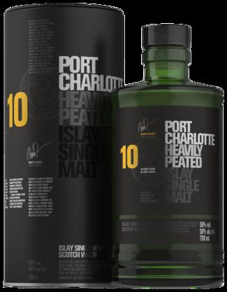 Bruichladdich Port Charlotte 10 years 70CL